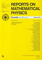 Reports on Mathematical Physics 70/2