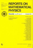 Reports on Mathematical Physics 53/3 wer.kraj.