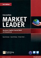 Market Leader 3Ed Intermediate SB +DVD +MyEngL