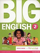 Big English 25 Pupil's Book with MyEnglishLab