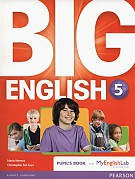 Big English 5 Pupil's Book with MyEnglishLab