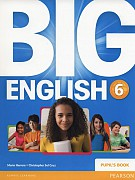 Big English 6 Pupil's Book