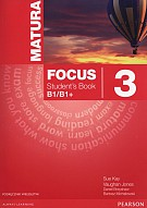 Matura Focus 3 Students Book wieloletni + CD