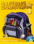 Backpack Gold 3 Student's Book + CD