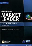 Market Leader 3Ed Uppr-Intermed SB +DVD +MyEng