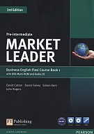 Market Leader Pre-Intermediate Flexi Course Book 1 +CD +DVD