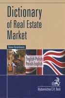 Dictionary of real estate market