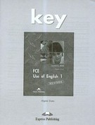 Key FCE Use of  English 1 Student's Book