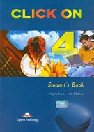 Click On 4 Student's Book + CD