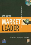 Market Leader New Elementary Business English Course Book z płytą CD